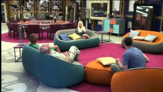 Celebrity Big Brother UK 2013: Day 13 - Live Eviction [Part 1/5]
