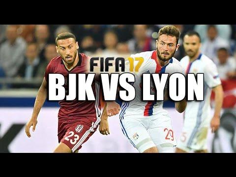 BEŞİKTAŞ vs LYON 20 Nisan UEFA Maçı | Skor Tahmin Etmece!