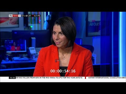 Nabila Ramdani - Sky News All Out Politics: Is Europe listening to Britain? - 16 February 2018