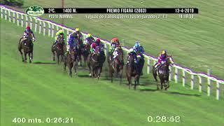 Vidéo de la course PMU PREMIO FIGARA 2003