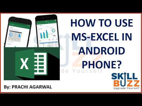 MS Excel In Android Phone: How To Use MS- Excel In Mobile Phone? Learn Features Of Mobile Excel