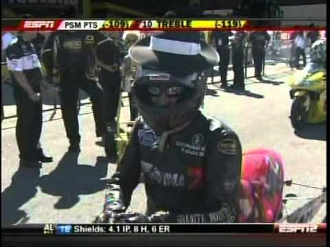 Bob Glidden Interview Qualifying Indy Mac Tools US Nationals 2010.mpg