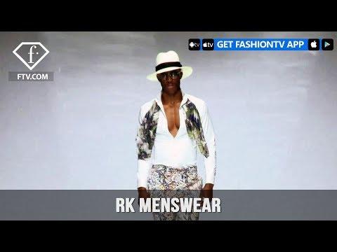 South Africa Fashion Week Fall/Winter 2018 - RK Menswear | FashionTV