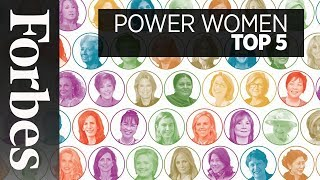 5 Most Powerful Women In The World