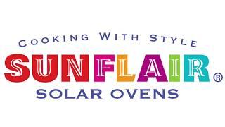 Sunflair Solar Ofen - faltbar, tragbar, und soo cool...