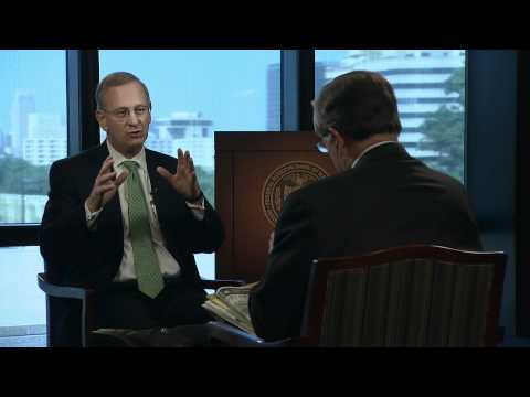 KCPT - The Local Show: The Money Man: The Federal Reserve Bank's Thomas Hoenig