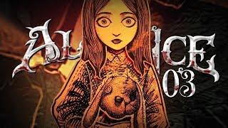 Alice Madness Returns (PL) #3 - Podłoga to lawa (Gameplay PL / Zagrajmy w)