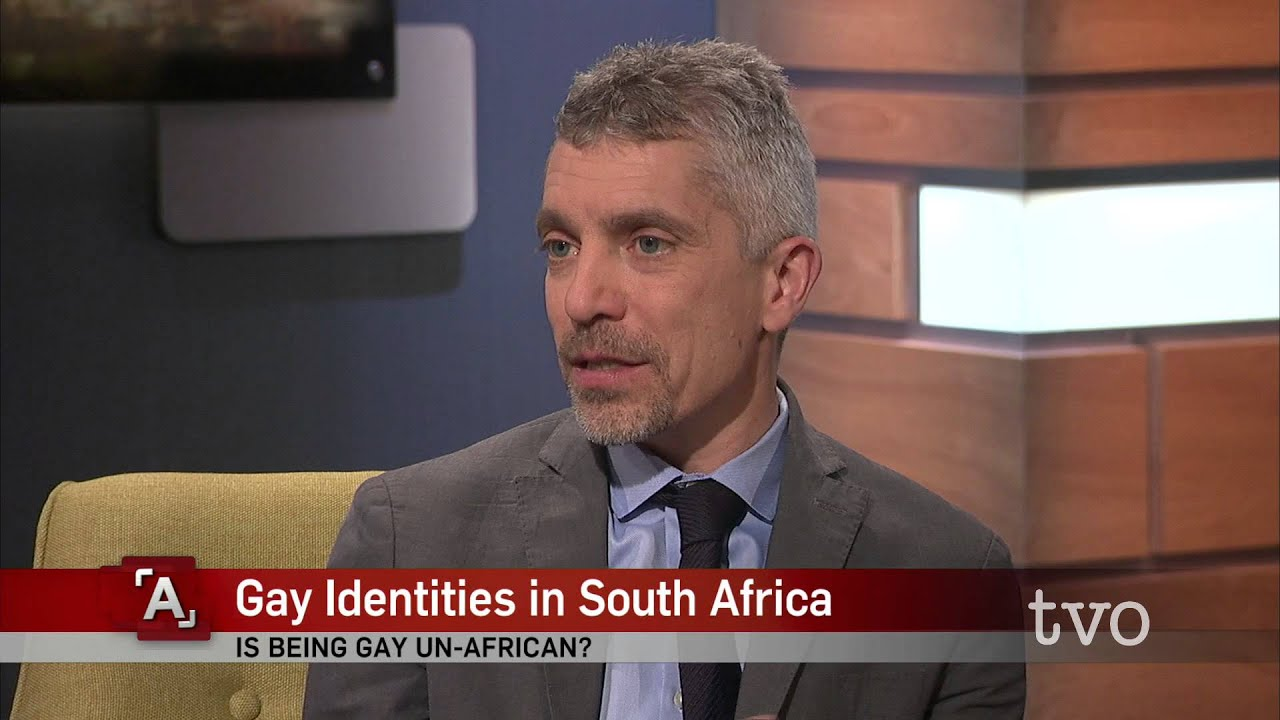 Graeme Reid: Gay Identities in South Africa
