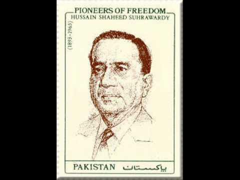 Hussain Shaheed Suhrawardy address on transfer of Power on 16-8-1947.wmv