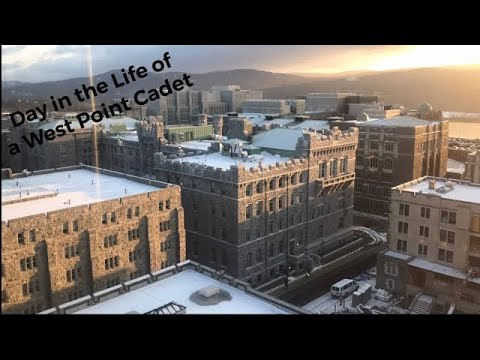 A Day In The Life Of A West Point Cadet - 2019