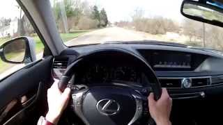 2014 Lexus GS 350 - WR TV POV Test Drive