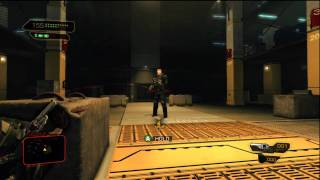 Deus Ex: Human Revolution - FLAWLESS How to Beat Barrett (First Boss) Guide