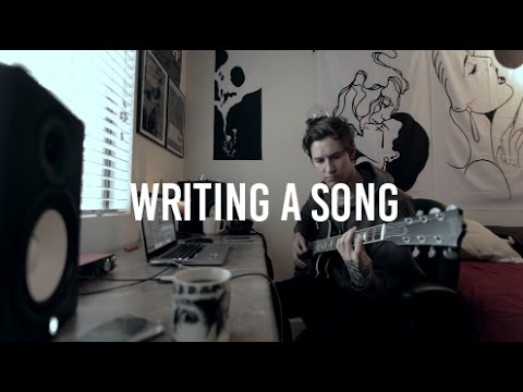 CAPSIZE | WRITING SESSIONS (001) (The Making Of Cold Shoulder)