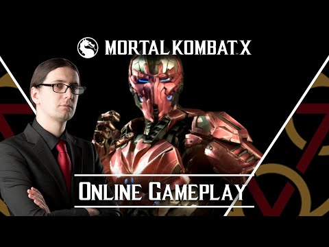 MKX - Online Gameplay with Ketchup Part 24 - EXPLOSION NOISE