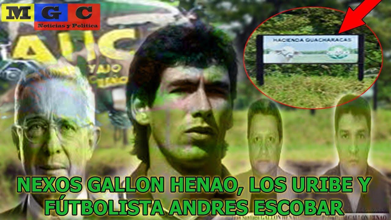 NEXOS GALLON HENAO-LOS URIBE-ANDRES ESCOBAR