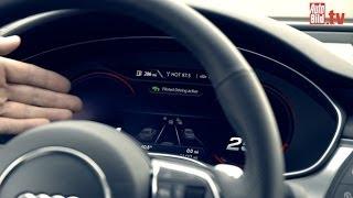Audi connect - Autonomes Fahren