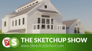 4 Tips for getting Great Images out of SketchUp  | SketchUp Show #70 (Tutorial)