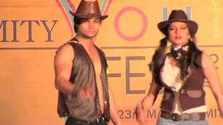 abs in ayf fashion show 2013