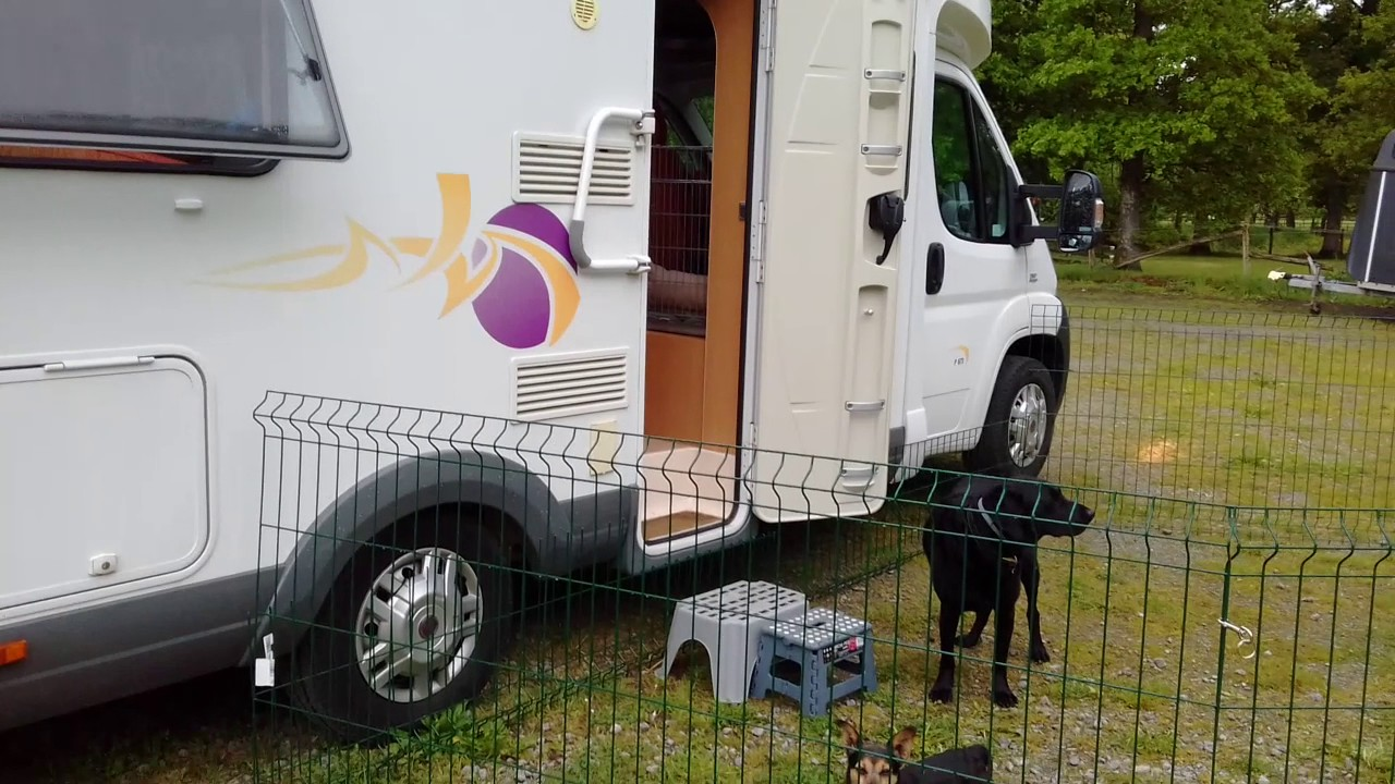 Quot Motorhome Dog Fencing Quot A Cheap Invention 😃 Stars