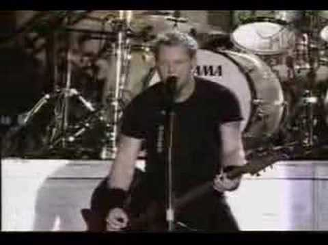 Metallica - I Disappear (live)