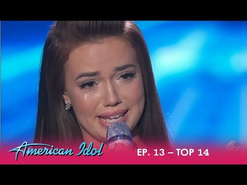 Mara Justine: She's Only 16 But Can She Be The NEXT American Idol? | American Idol 2018