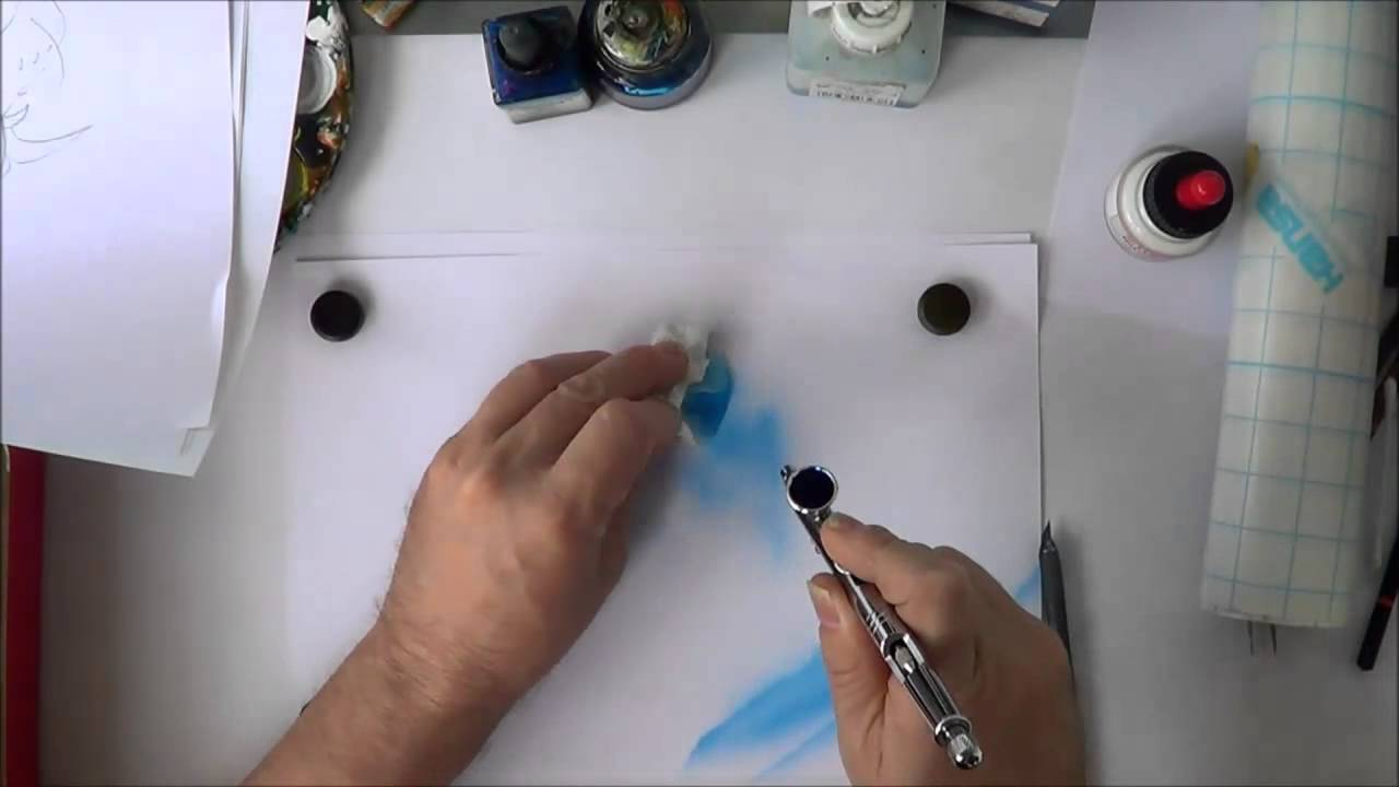 airbrush schablonen erkl228rvideo youtube