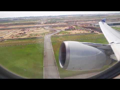 China Airlines | Airbus A330-300 | CI752 Singapore - Taipei | Takeoff Video