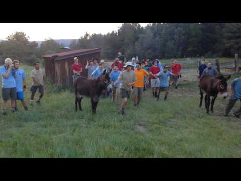 Philmont Scout Ranch Troop 33 Crew 1 initary 14 2016