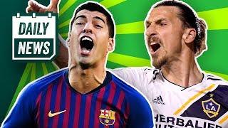Real Madrid: Lopetegui raus, Conte rein? Leicester-Boss stirbt bei Heli-Absturz! MLS-Ende für Ibra!