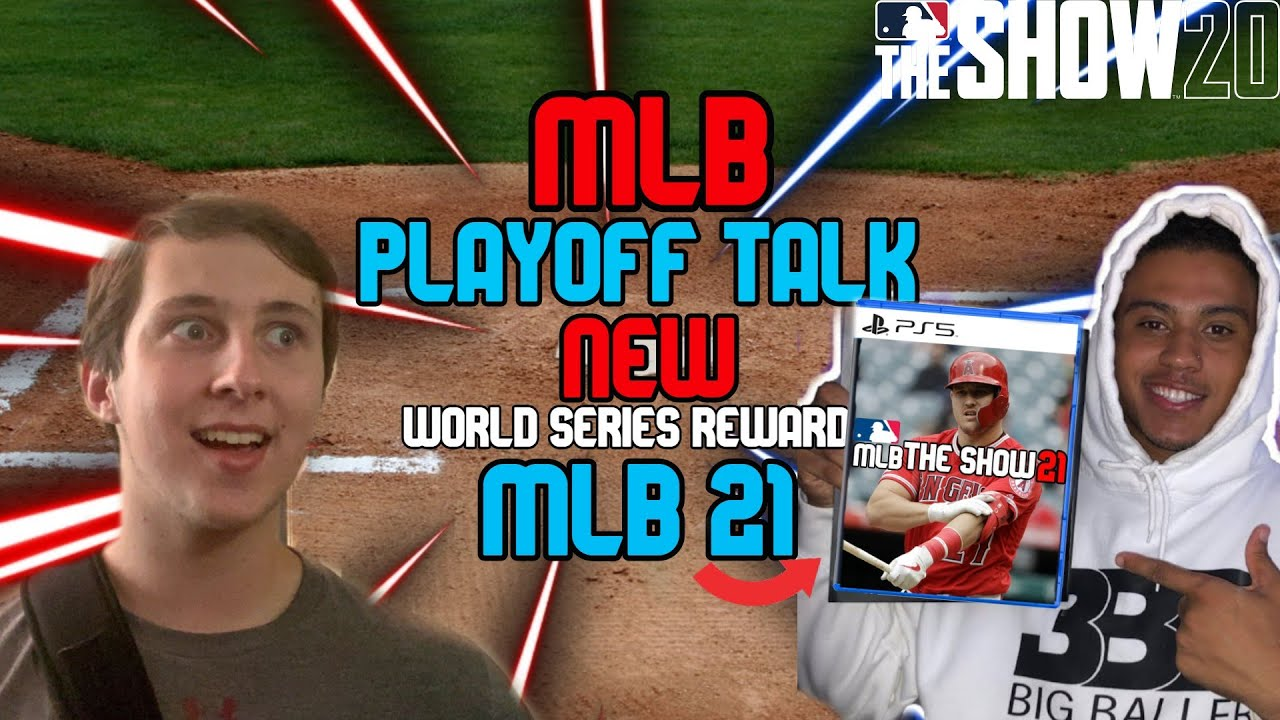 New World Series Rewards, Baseball, and MLB The Show 21 Wishlist w/LightSkinChris