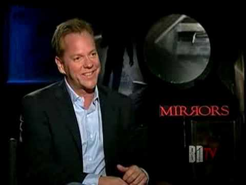 Mirrors (2008) Exclusive Interview with Kiefer Sutherland!
