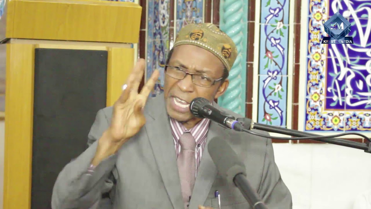 Latest Lecture 2018: Islam & Science (Part 1) By Sheikh Muhammad Auwal Ahmad (USA)