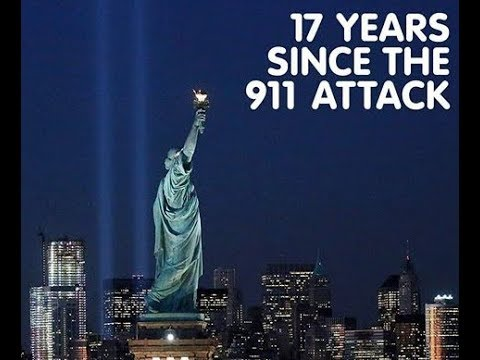 17 years ago remembering 911