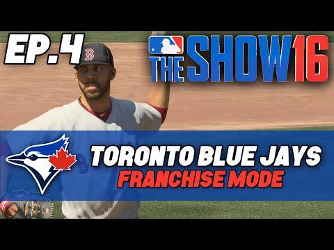 "MLB The Show 16 Blue Jays Franchise ep. 4 - ""David Price Returns to Toronto"""