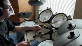 Glass Hammer - Nothing Box - Drum Cover (Tony Parsons)