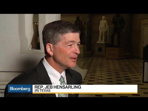 Rep. Jeb Hensarling on Tax Plan, Powell, Regulation