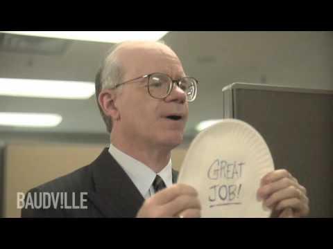 Baudville Cubicle Chronicle - Sincere Service