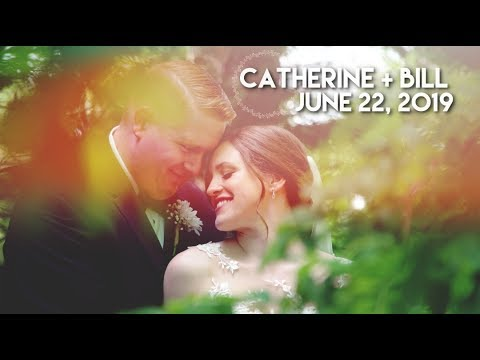 Catherine + Bill :: Highlight :: NJ Wedding Cinematography, Videography + Photography