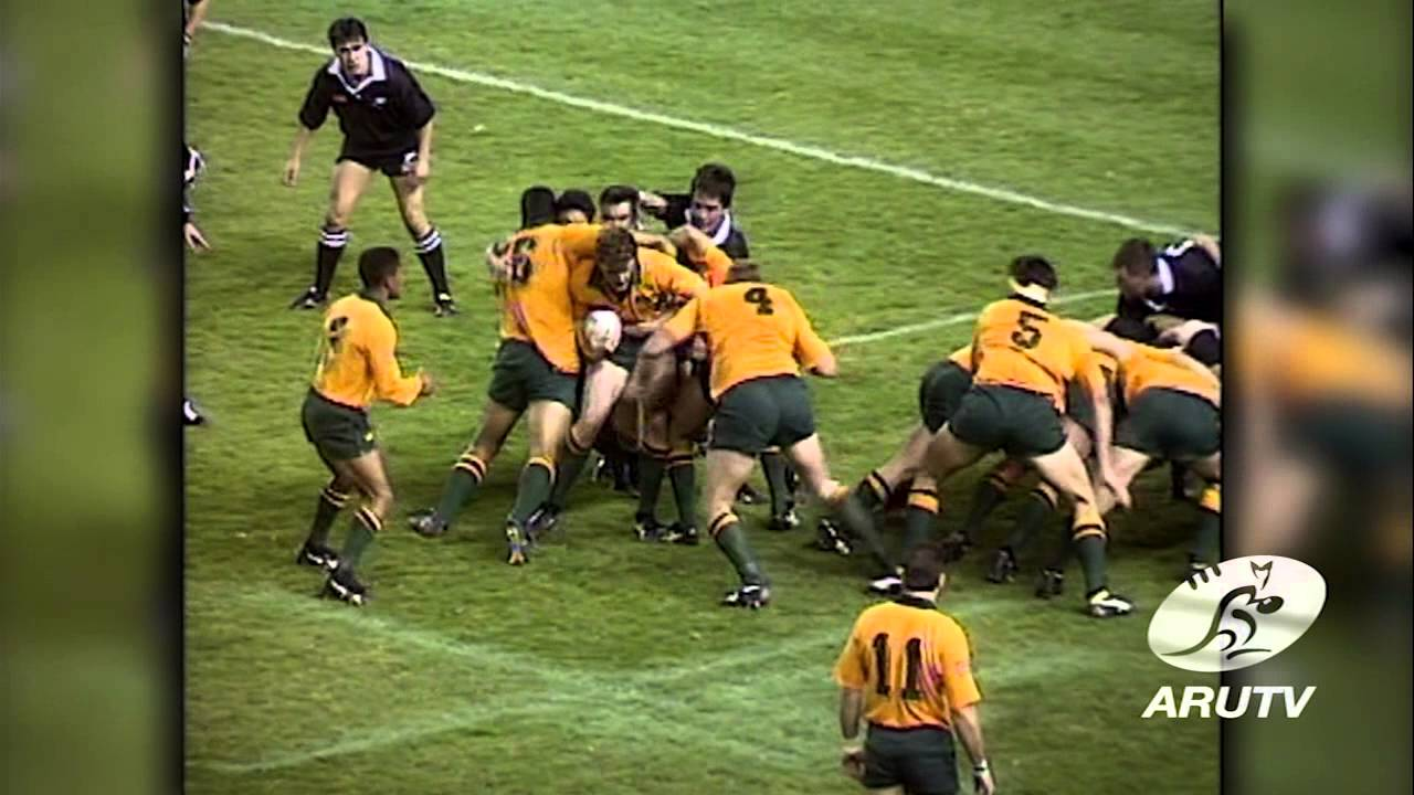 The Magic of Bledisloe (EP. 2) - Gregan's miracle tackle (1994)