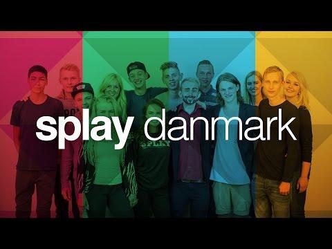 Splay Danmark - Danmarks Bedste Youtubere på en Kanal