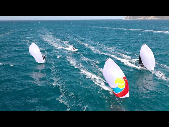 2019 Melges 20 World League VILLASIMIUS Day 3 Highlights