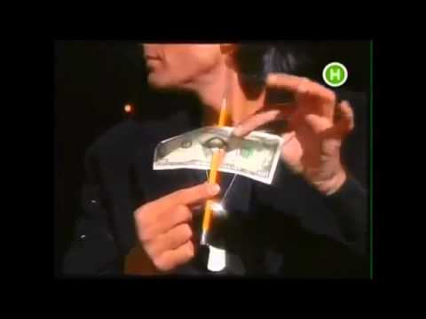 Misled (original ) el lápiz de David Copperfield + DVD video