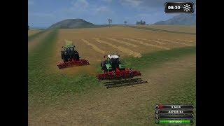 Farming Simulator 2011 Multiplayer Timelapse /w Alfonz