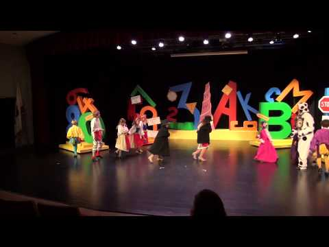 Phantom Tollbooth Performed by San Diego Junior Theatre