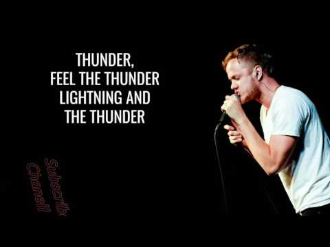Imagine Dragon Thunder ft M.I.A (Eubidze...