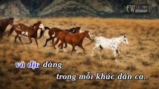 Em Hát Cho Anh Nghe Remix Karaoke Full HD