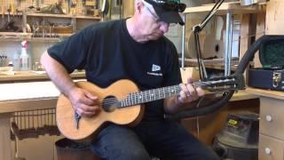 19th Century 7-String Russian Guitar