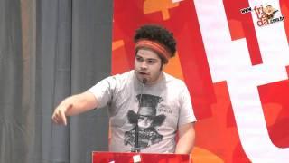 Fritada - Humoristas fritando Alexandre Frota