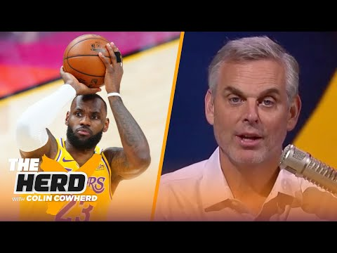 Colin Cowherd predicts which Lakers will rejoin LeBron James next season   NBA  