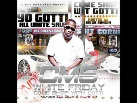 Yo Gotti - Black Bill Gates Freestyle (CM5)